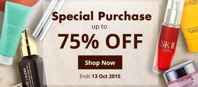 Save up to 75% off special purchase at StrawberryNET.