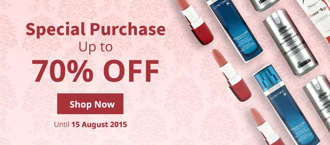 Save up to 70% off July Special Purchase + free shipping Australia AUD $35 at StrawberryNET.