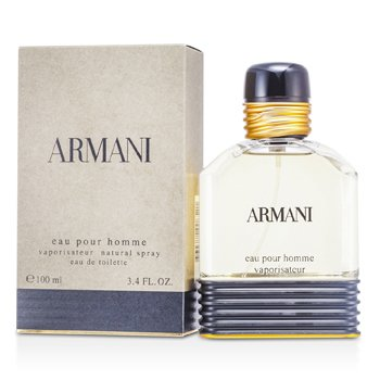 Giorgio ArmaniArmani Agua de Colonia Vaporizador 50ml/1.7oz