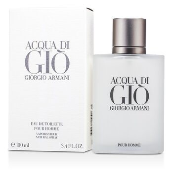 Giorgio ArmaniAcqua Di Gio Eau De Toilette Spray 100ml/3.4oz