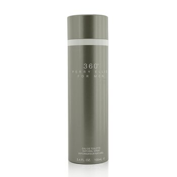 Perry Ellis360 Eau De Toilette Spray 100ml/3.3oz