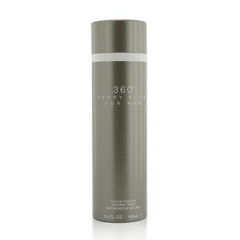 Perry Ellis360 Eau De Toilette Spray 100ml/3.3oz