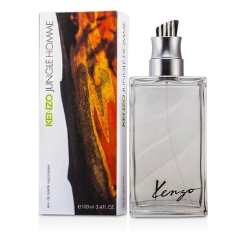 KenzoJungle Pour Homme Eau De Toilette Spray 100ml/3.3oz