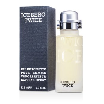 Iceberg Twice Eau De Toilette Spray  125ml/4.2oz