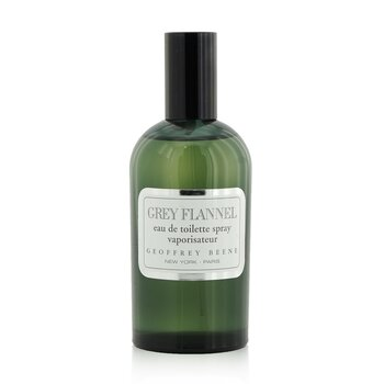 Geoffrey Beene Grey Flannel Eau De Toilette Spray 120ml/4oz