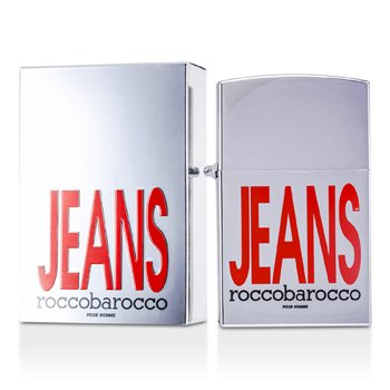 Roccobarocco Silver Jeans Eau De Toilette Spray  75ml/2.5oz