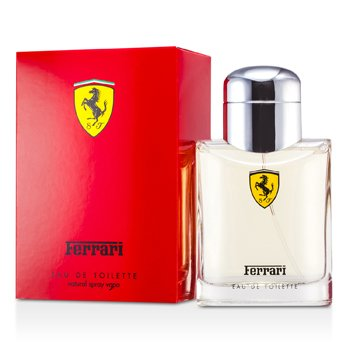 FerrariFerrari Red Eau De Toilette Spray 75ml/2.5oz