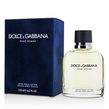 Dolce & GabbanaLoci�n despu�s del Afeitado Splash 125ml/4.2oz