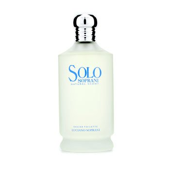 Luciano Soprani Solo Eau De Toilette Spray 100ml/3.3oz