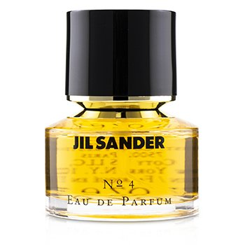 Jil Sander Woman No 4 Eau de Parfum Vaporizador  30ml/1oz
