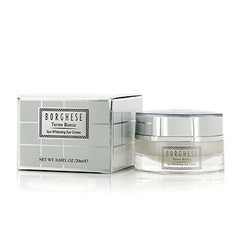 BorgheseTerme Bianco Spa-Whitening Eye Cream 20ml/0.68oz