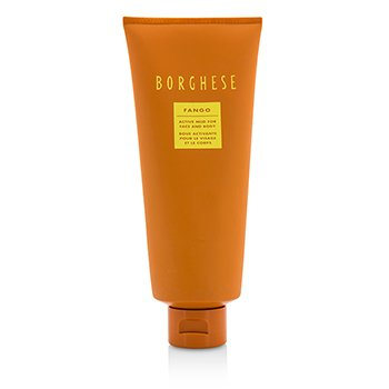 BorgheseFango Active Mud Face & Body (Tube) 200g/6.7oz