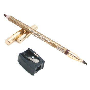 Christian Dior-Lipliner Pencil - No. 588 Chocolate