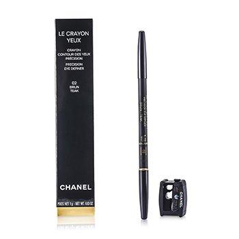 Le Crayon Yeux - No. 02 Brun Chanel Le Crayon Yeux - No. 02 Коричневый 1g/0.03oz