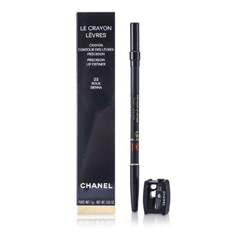 Chanel Lápis Le Crayon Levres - No. 03 Roux 1g/0.03oz