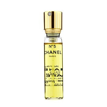 No.5 Parfum Refill Spray Chanel No.5 Parfum Refill Spray 7.5ml/0.25oz