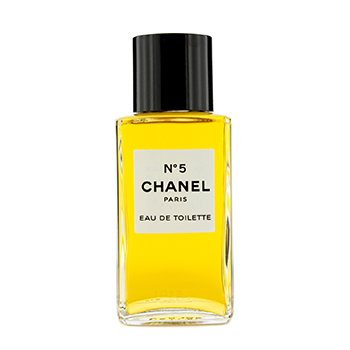 Chanel No.5 Eau De Toilette Botol  100ml/3.3oz