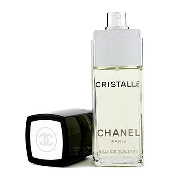 Chanel Cristalle Eau De Toilette Semprot  100ml/3.4oz