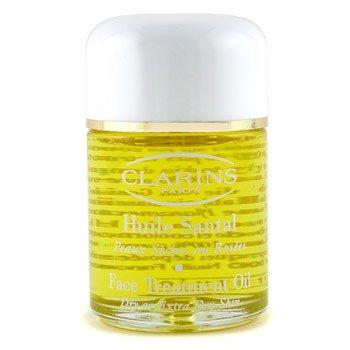 Clarins-Face Treatment Oil-Santal