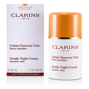 ClarinsGentle Night Cream 50ml/1.7oz