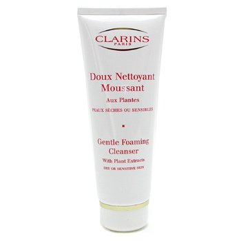 Clarins-Gentle Foaming Cleanser For Sensitive Skin