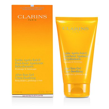ClarinsGel Ultra Calmante para Despues del Sol 150ml/5oz