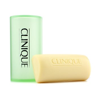 CliniqueFacial Soap - Mild (With Dish) 150g/5oz