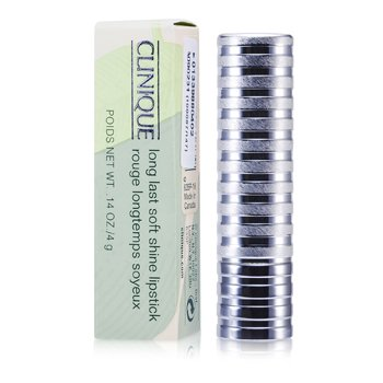 Long Last Soft Shine Lipstick - No. 16 Red Licorice Clinique Long Last Soft Shine Lipstick - No. 16 Red Licorice 4g/0.14oz