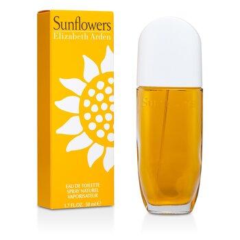 Elizabeth Arden Sunflowers Eau De Toilette Spray  50ml/1.7oz