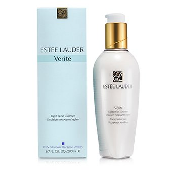 Estee LauderVerite Light Lotion Cleanser (For Sensitive Skin) 200ml/6.7oz
