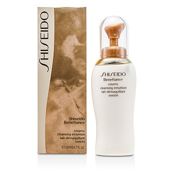 ShiseidoBenefiance kremasta emulzija za �i��enje 200ml/6.7oz
