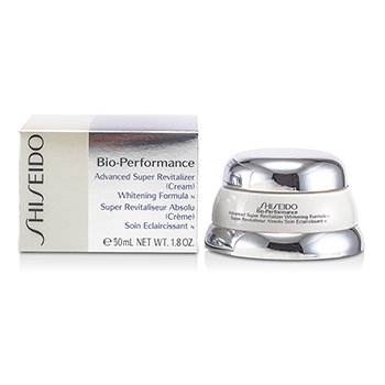 Shiseido Bio Performance Revitalizante Super Avanzado (Crema) F�rmula Blanqueadora N  50ml/1.8oz