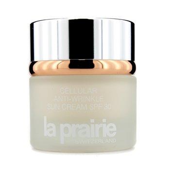 La Prairie-Cellular Anti-Wrinkle Sun Cream SPF30
