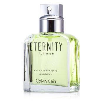 Calvin Klein Eternity EDT Spray 100ml/3.3oz  men