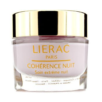 Lierac-Coherence Anti-Ageing Night Cream