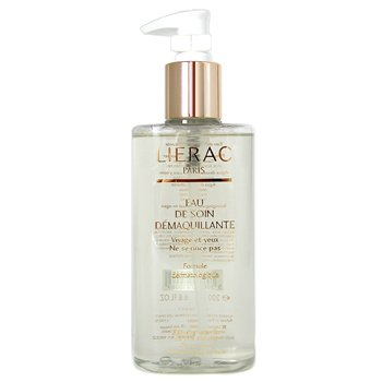 Lierac-Cleansing Water Face & Eye