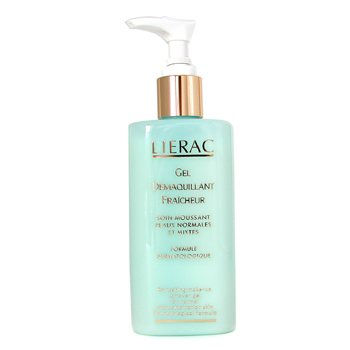 Lierac-Refreshing Make-Up Remover Gel