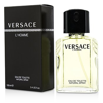 VersaceL'Homme Eau De Toilette Spray 100ml/3.3oz