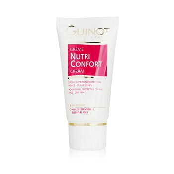 GuinotContinuous Nourishing & Protection Cream (For Dry Skin) 50ml/1.7oz