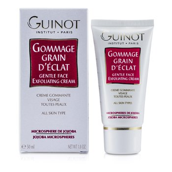 Guinot-Gentle Face Exfoliating Cream