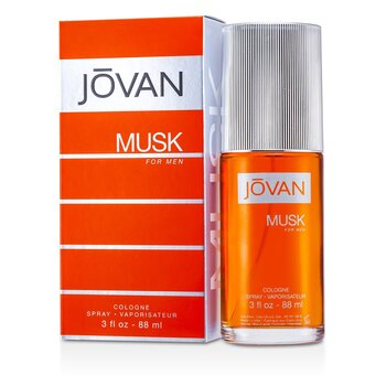 Jovan Musk Cologne Spray  88ml/3oz