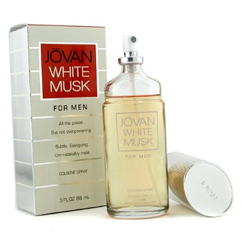 Jovan White Musk Cologne Spray 88ml/3oz