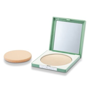 Clinique-Stay Matte Powder Oil Free - No. 02 Stay Netural