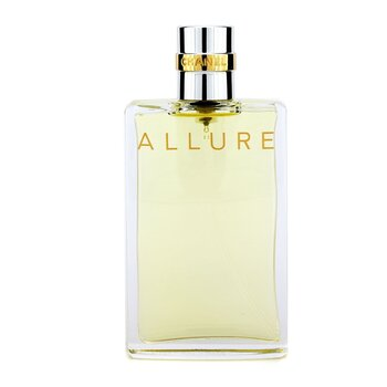 Chanel Allure Eau De Toilette Semprot  50ml/1.7oz