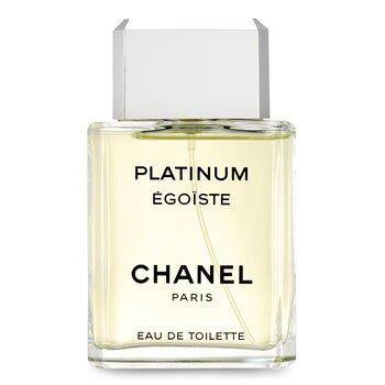 Chanel Egoiste Platinum Eau De Toilette Spray 100ml/3.4oz,Egoiste Platinum Eau De Toilette Spray,100ml/3.4oz