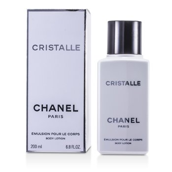 Chanel Cristalle Losion Tubuh  200ml/6.8oz