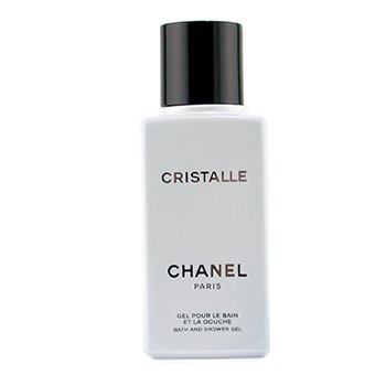 ChanelGel de banho Cristalle Bath & Shower Gel (Made In USA) 200ml/6.7oz