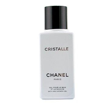 ChanelCristalle Bath & Shower Gel (Made In USA) 200ml/6.7oz