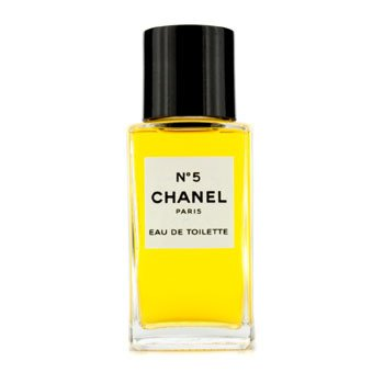 Chanel No.5 Eau De Toilette Botol  50ml/1.7oz