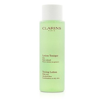 Clarins Toning Lotion - Oily to Combination Skin  200ml/6.7oz